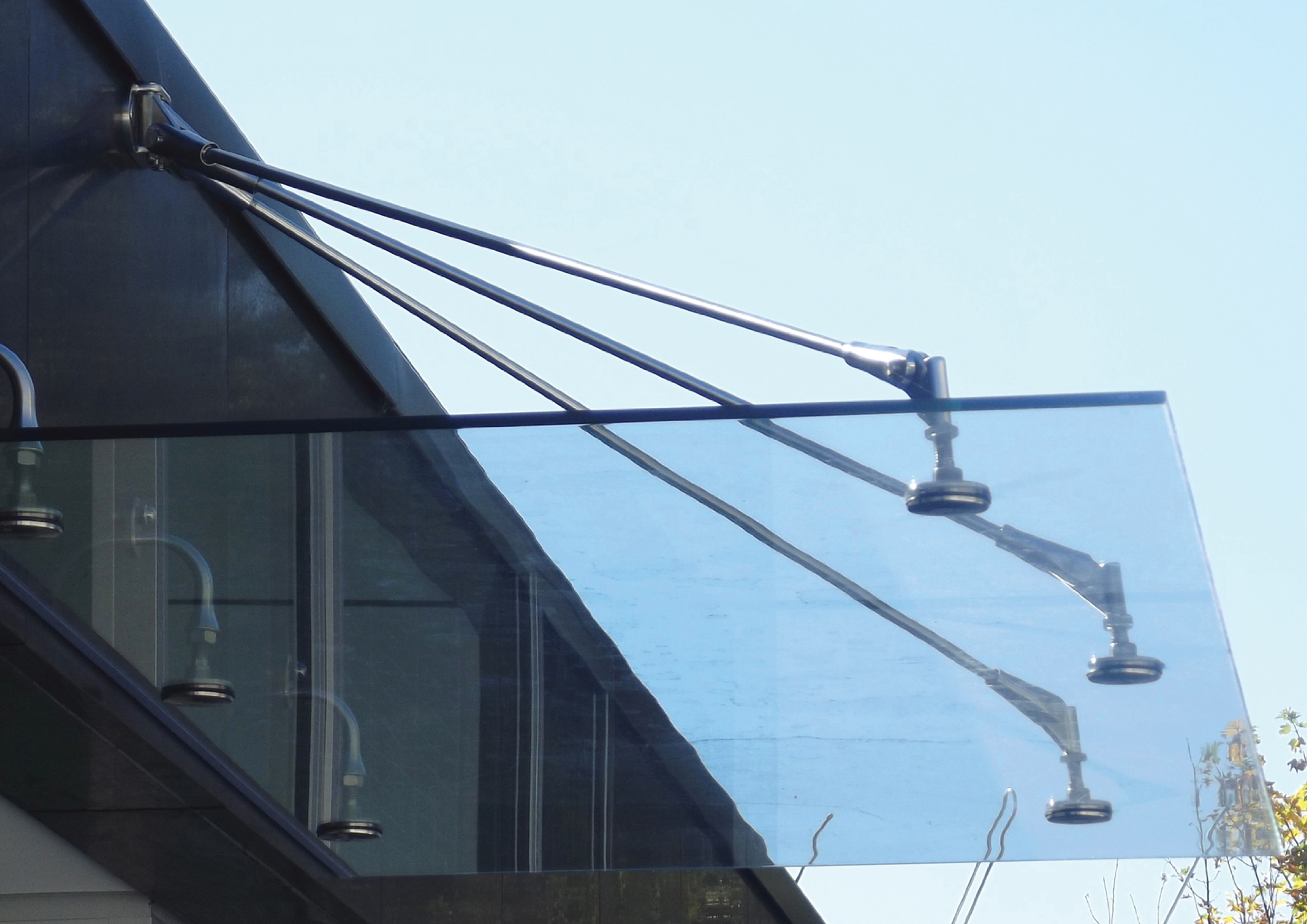 Canopy Fittings and Point Fixed Connectors