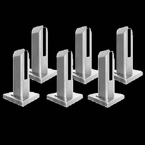 Stainless steel glass spigot
