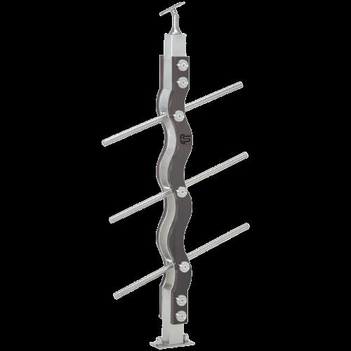 Steel Baluster
