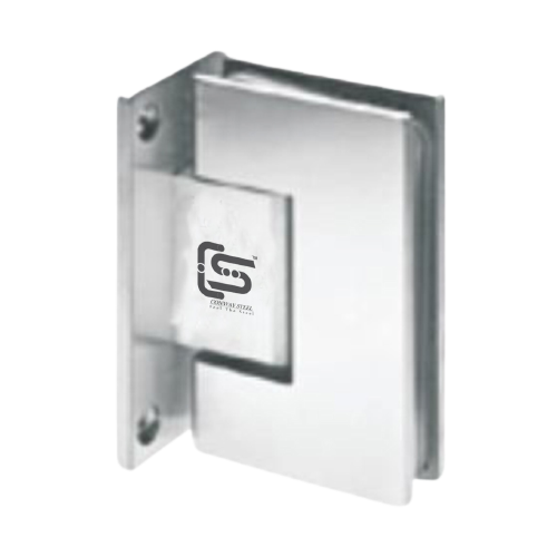 WALL TO GLASS 90D HINGE