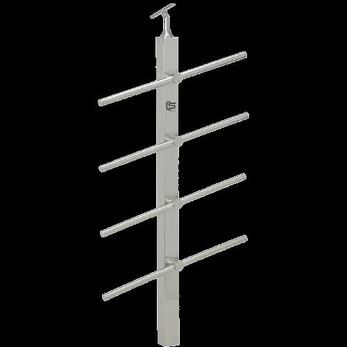 steel Baluster design